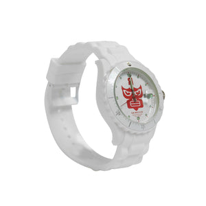 White REVMAN Watch