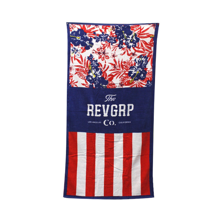 REV Beach Towel