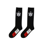 Black REVMAN Socks
