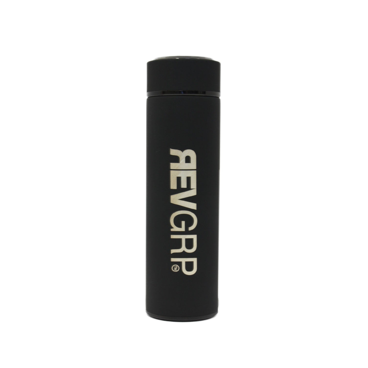 Black REVMAN Flask