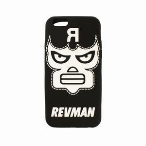 Black REVMAN iPhone Case
