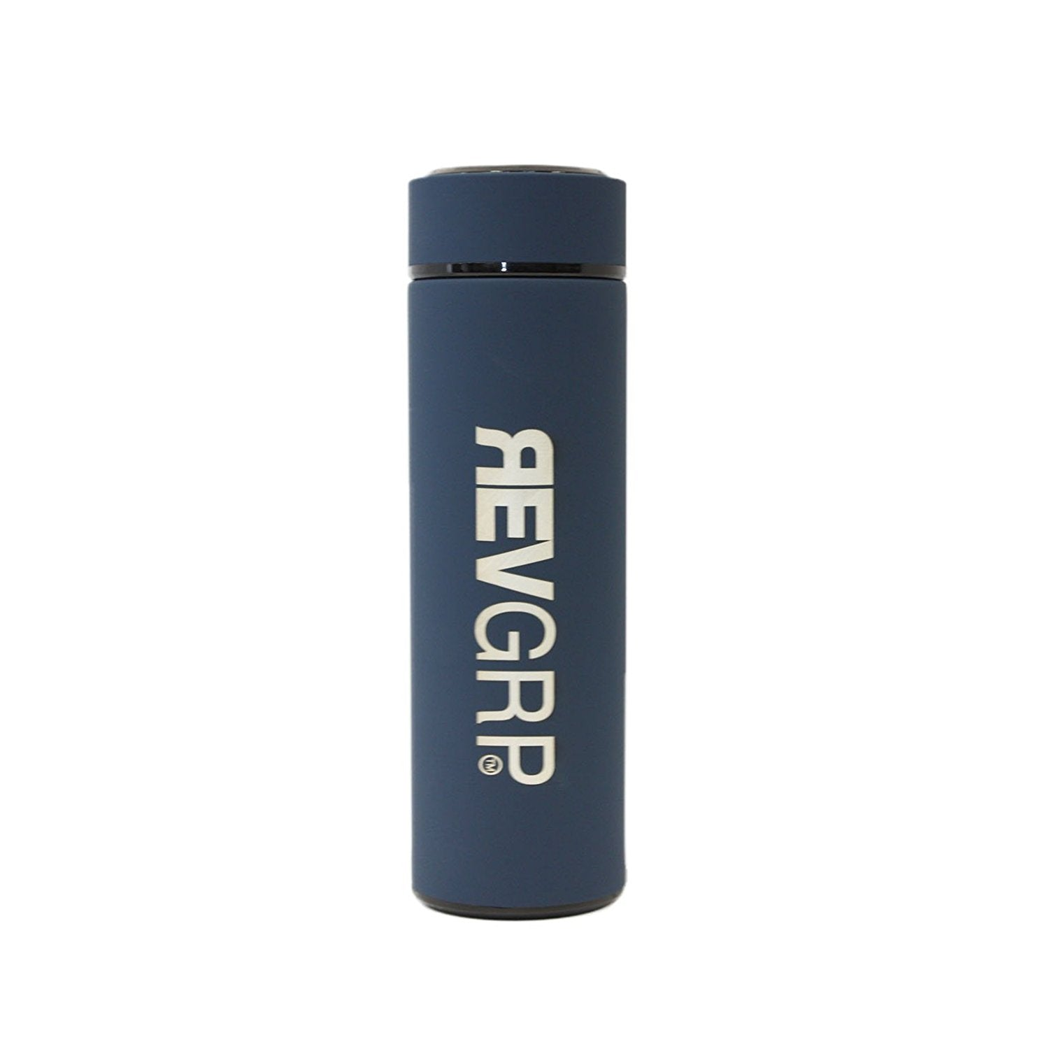 Blue REVMAN Flask