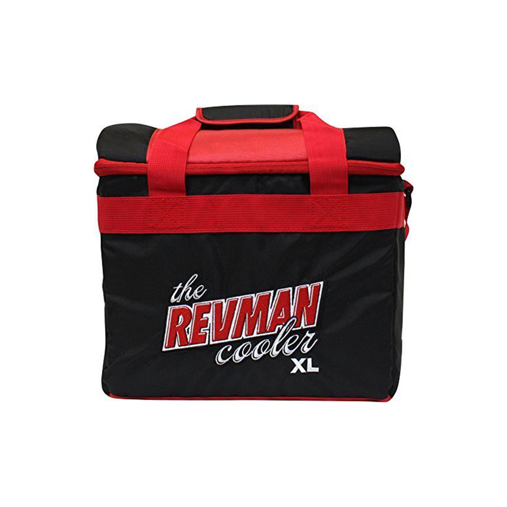Black and Red REVMAN Cooler