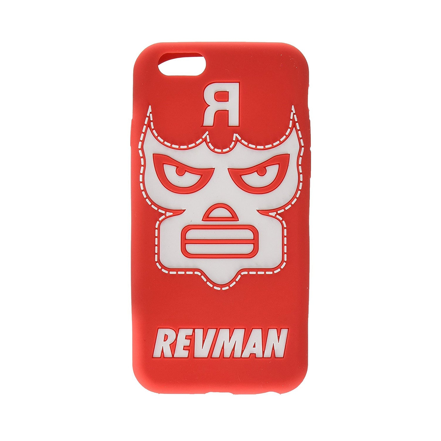 Red REVMAN iPhone Case
