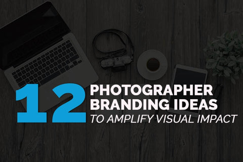Photography branding ideas