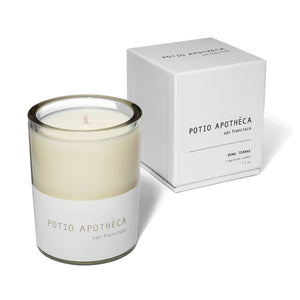 BONA TERRAE fragranced candle