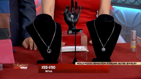 Love our tv ads at Hollywood Live Today! ????? Trish Suhr is bringing you high end prices with her high end products? No, not for y'all! You get great deals on amazing products #hollywoodsensation #hollywoodsensationjewelry  #RedCarpetSteal #chicTreat #HollywoodTodayLive #trishSuhr #rossmathews#helloRoss