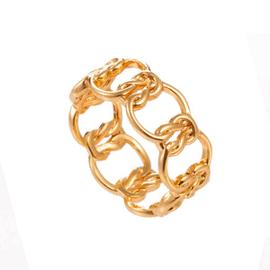 Love Knot Ring Commitment Ring
