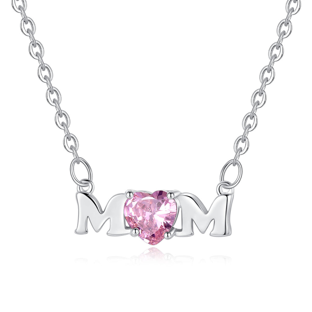 76f8ab670 Mothers Day Necklaces - Mom Pendant Necklace - Hollywood Sensation