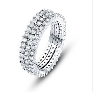 Forever Crystal Ring - Hollywood Sensation