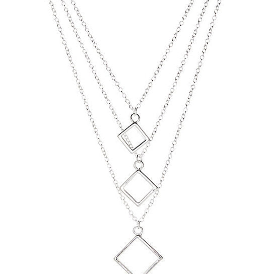 "Layered Necklace- Layered Necklace for Women- ""Carmen Necklace""-Necklaces for Women-Long Necklaces for Women"