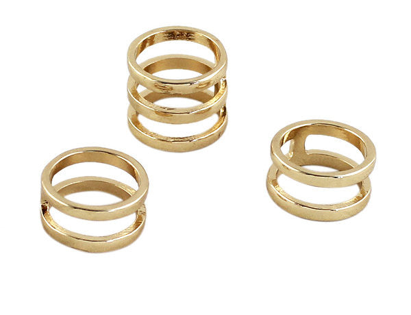 Gold Plated Hailey Ring