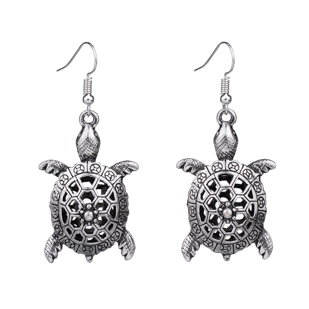 Turtle Retro Vintage Earring - Hollywood Sensation