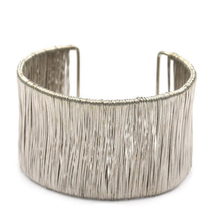Wire Cage Bangle- Bracelets for Women-Free Shipping-Bangle Bracelets for Women - Hollywood Sensation