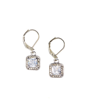 Drop Earrings - Ever After Crystal Earring- Chandelier Earrings-Wedding Earrings - Hollywood Sensation