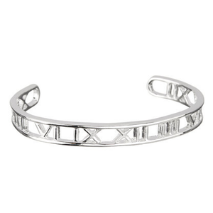 Roman Numeral Bracelet - Hollywood Sensation