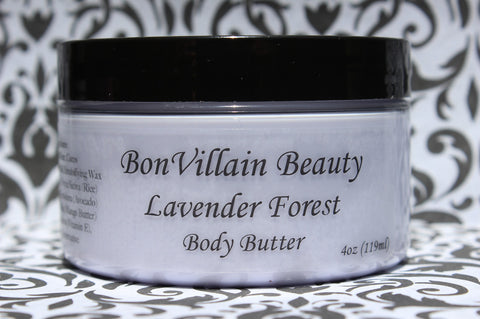 Lavender Forest Body Butter