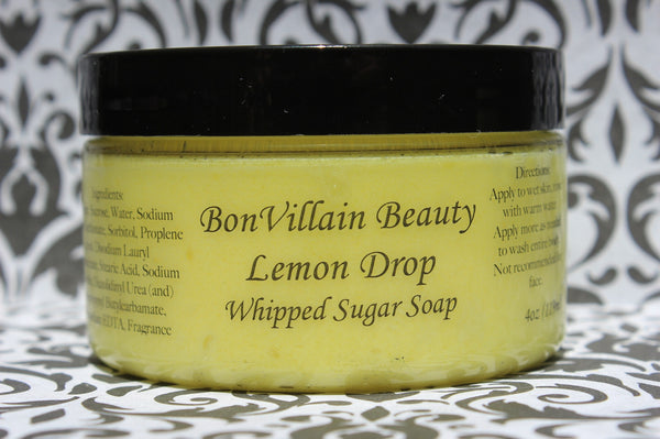 Lemon Drop Whipped Soap