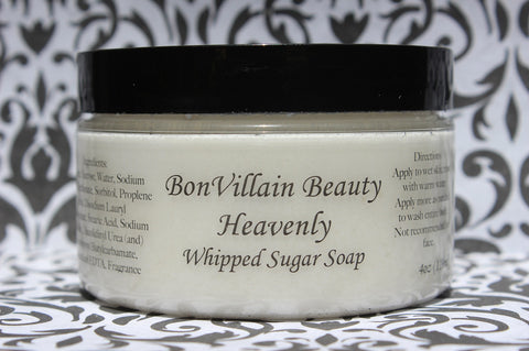 Heavenly Whipped Soap