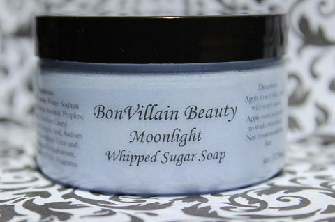 Moonlight Whipped Soap