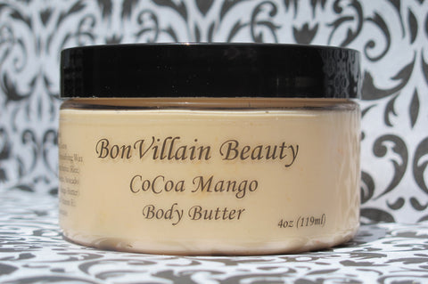 Cocoa Mango Body Butter