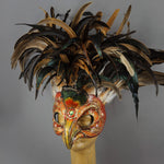 Golden Eagle Mask side view