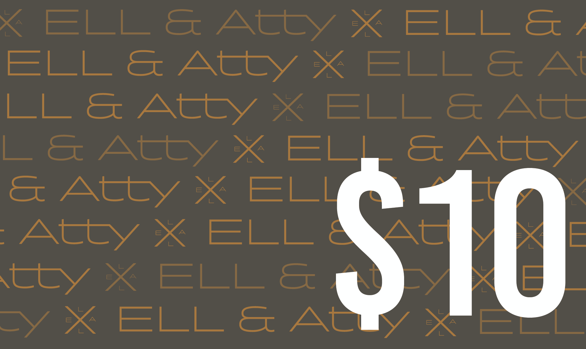 Gift Card - ELL & Atty