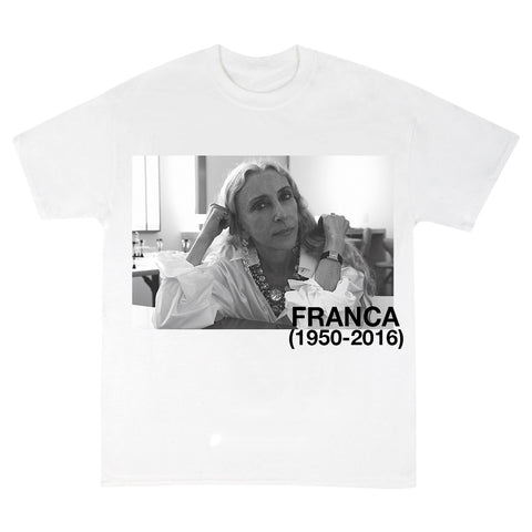 FRANCA TRIBUTE T-shirt