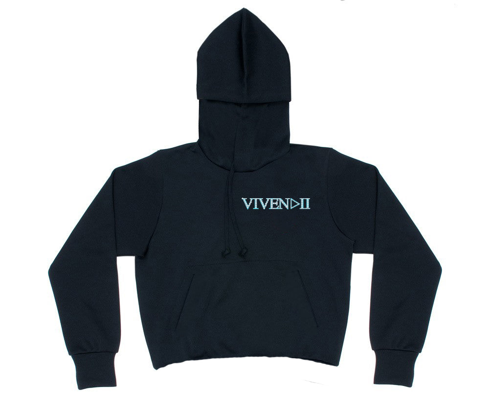 VIVENDII ICE HOODED SWEAT