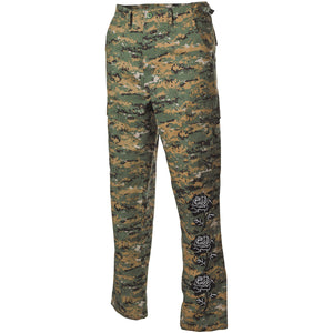 DIGITAL WOODLAND CARGO PANT