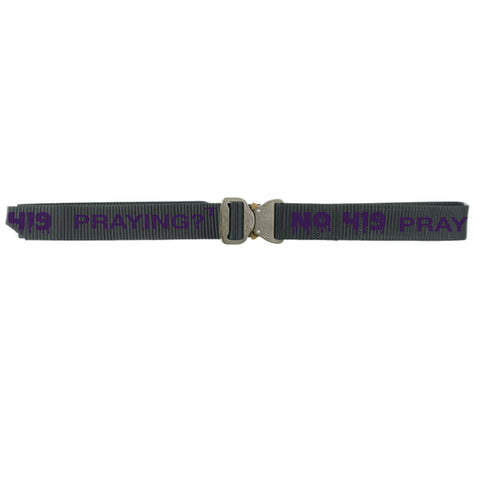 VIVENDII INDUSTRY BELT GREY