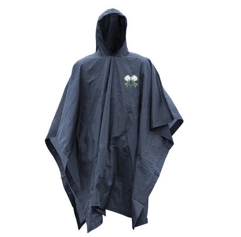 NAVY WATERPROOF PONCHO