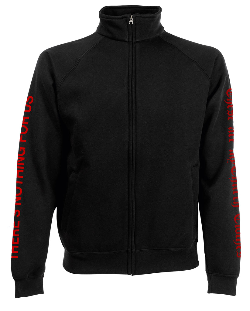 NOTHING VIVENDII FULL ZIP TRACK JACKET