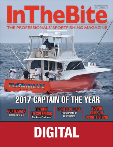 InTheBite Volume 17 Edition 01 - January/February 2018 - Digital Edition