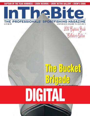 InTheBite Volume 13 Edition 01 January/February 2014 - Digital Edition