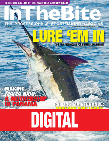 InTheBite Volume 13 Edition 07 - October/November 2014 - Digital Edition