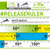 White Marlin Release Ruler