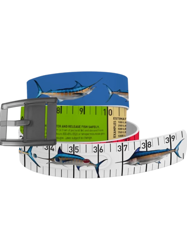 Release Ruler Marlin Belt