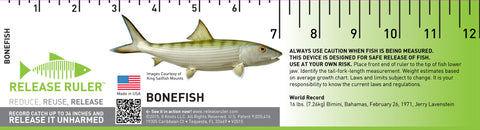 Bonefish Ruler