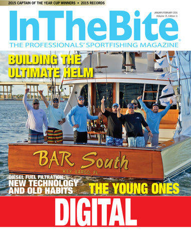 InTheBite Volume 15 Edition 01 - January/February 2016 - Digital Edition
