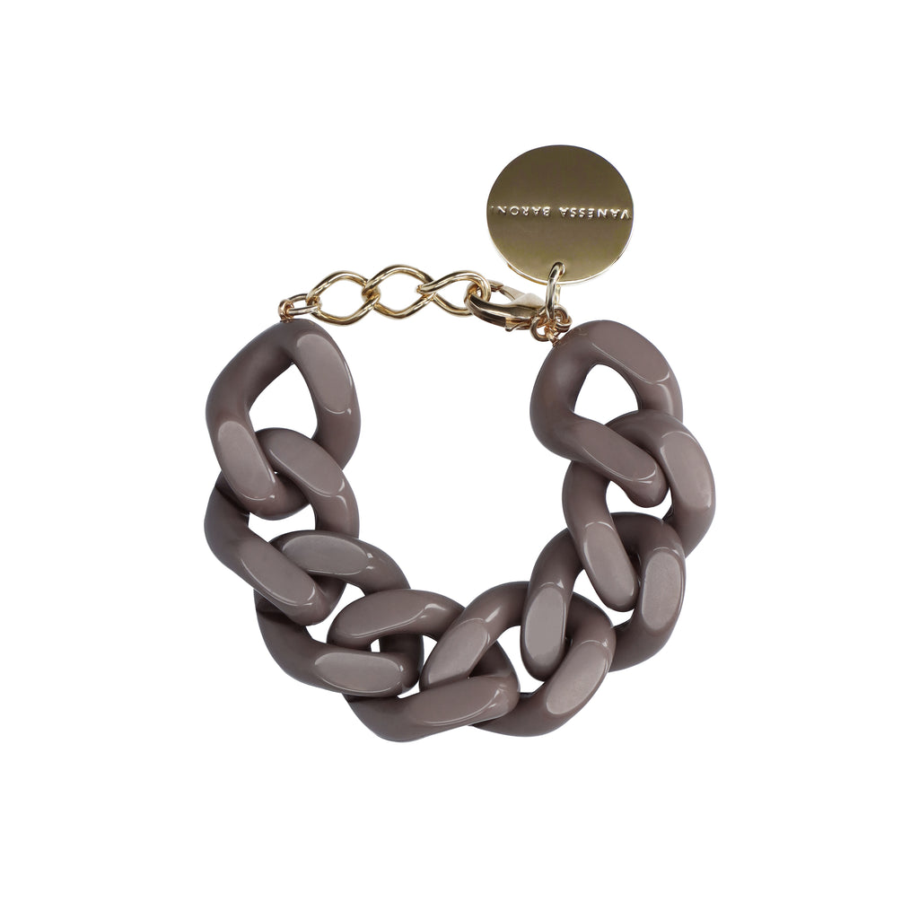 GREAT Bracelet dark taupe