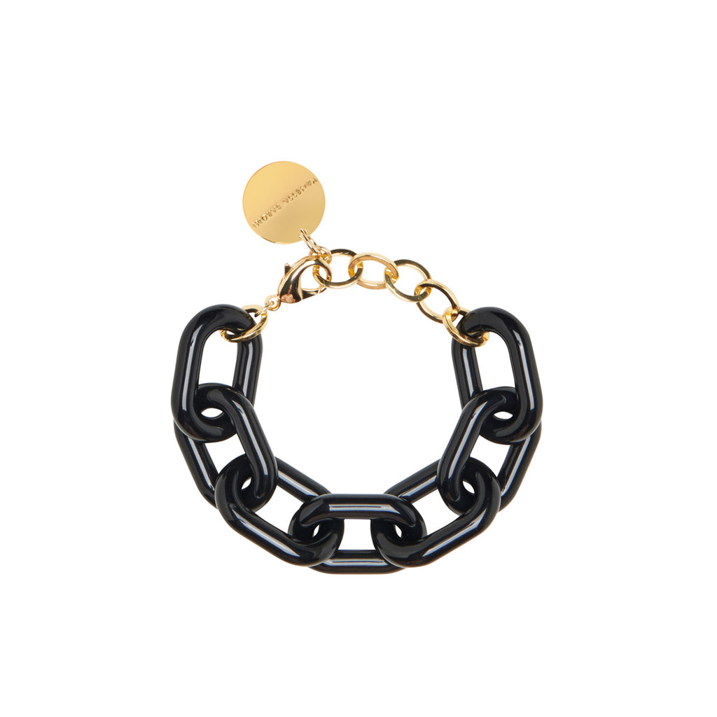 Big Chain Bracelet black