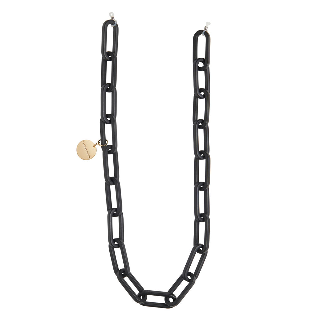 Favorite Eyeglass Chain black matt