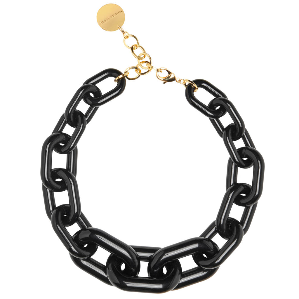 Big Chain Necklace black