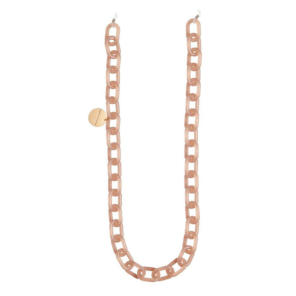 Easy Piece Eyeglass Chain taupe opaline