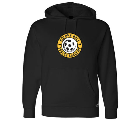 Golden Ball Player Hoodie w/number