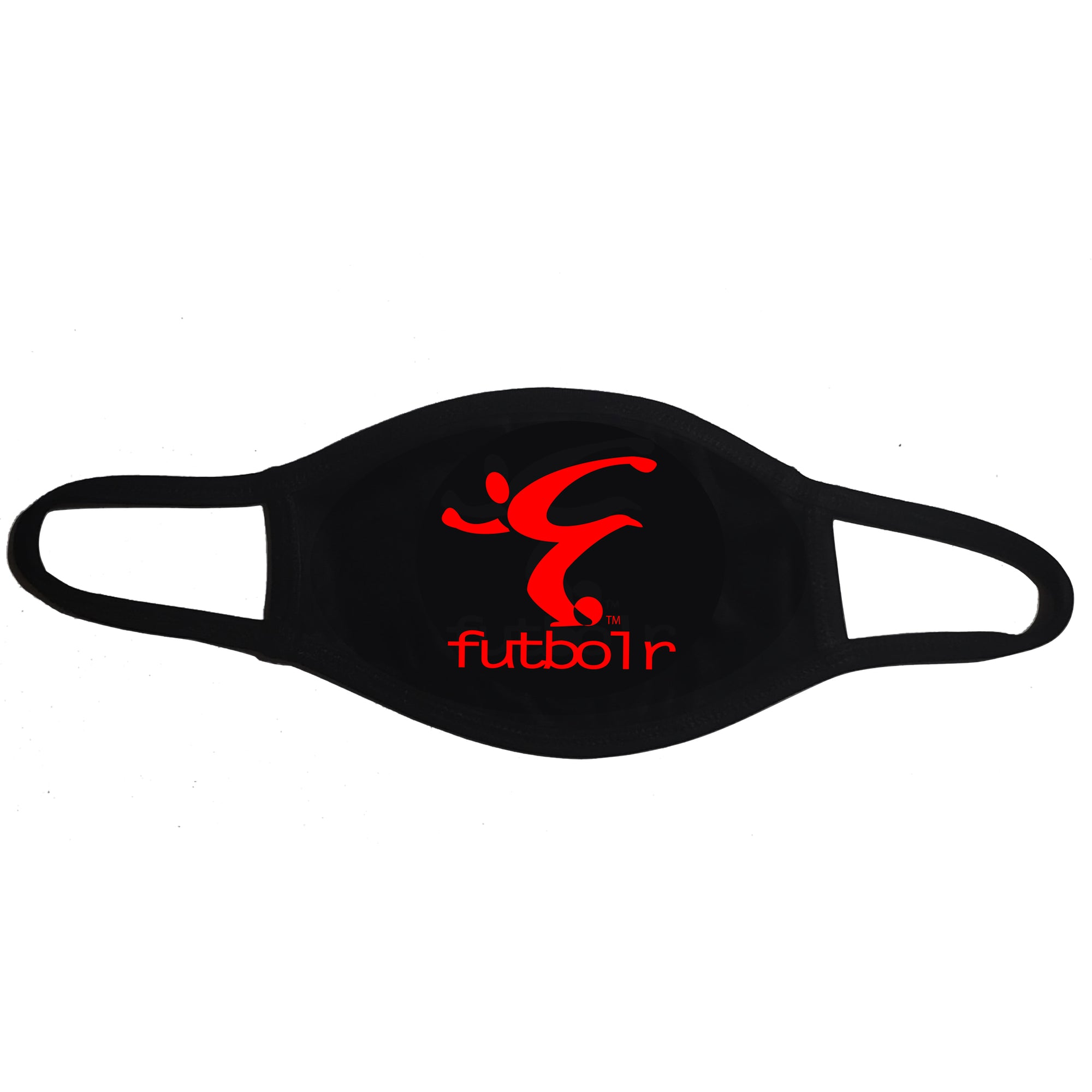 Futbolr Face Mask - Red