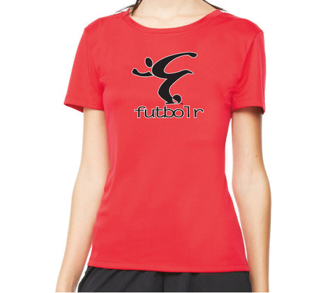Futbolr Performance SS Lady Tee