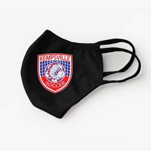 Kempsville Soccer Mask No Number