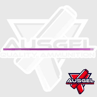 AUSGEL PURPLE POLISHED INNER BARREL (7.3MM ID & 10.00MM OD) VARIOUS LENGTHS AVAILABLE